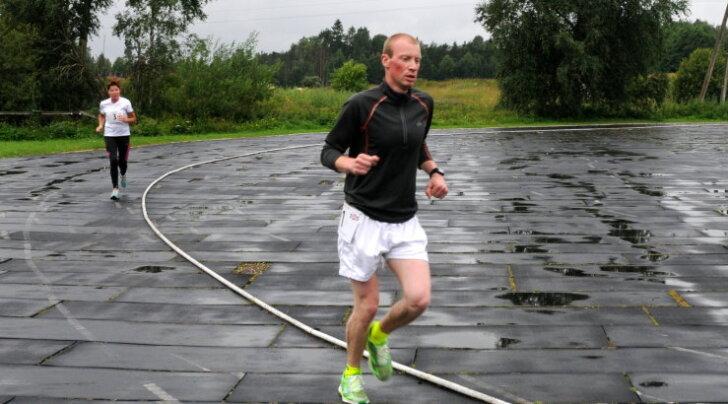 Ragnar Virma võttis staadionimaratonist maksimumi