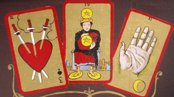 Alkeemia taroskoop: taro kaardid ütlevad, mida alanud aasta toob