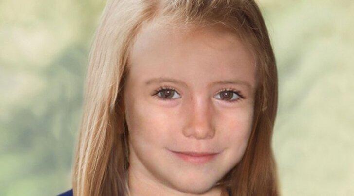 Briti politsei usub, et Madeleine McCann on elus – näeks välja selline