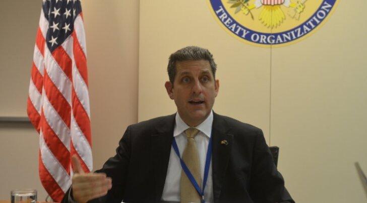 USA NATO-missiooni avalike suhete nõuniku Jack Hillmeyeri sõnul tõstab Ida-Euroopasse saadetav brigaad heidutuse taset.