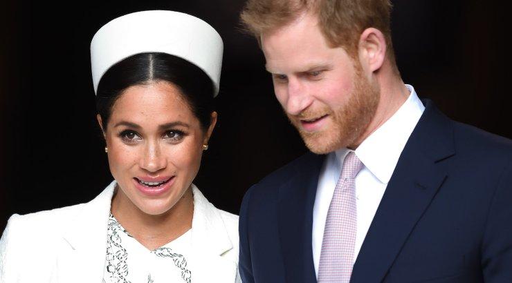 Meghan Markle'iga abiellumine sundis prints Harryl sõpradega suhtlemise lõpetama