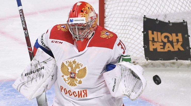 Российские хоккеисты разгромили финнов, забросив 8 шайб в матче Кубка Первого канала
