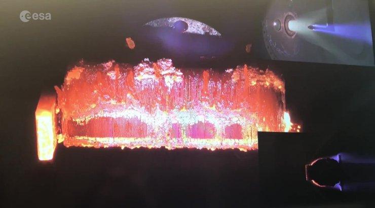 VIDEO | Satelliidi kuumataluvust testinud teadlased aurustasid selle