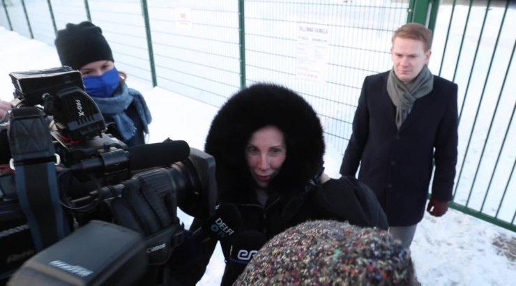 VIDEO ja FOTOD | Kracht ja Teder pääsesid vahi alt, Teder aga elektroonilise valvega. Kracht: prokuratuuri jaoks olen üldse väga ohtlik inimene
