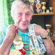 Sale 86aastane vanadaam ei jõua oma medaleid lugedagi