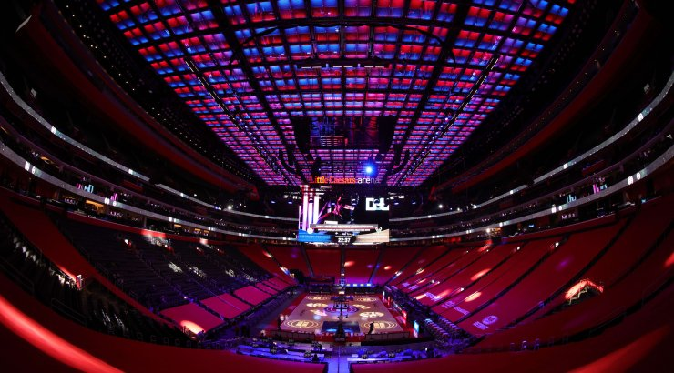 Spursi mängija andis positiivse koroonaproovi, 25. NBA mäng sel hooajal lükati edasi