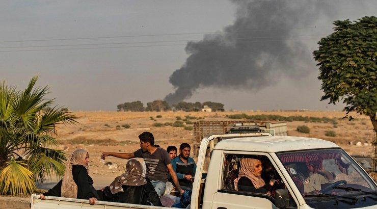 BLOGI, VIDEO, KAART | Türgi väed alustasid rünnakut Süüria põhjaosale, operatsioon kannab nime