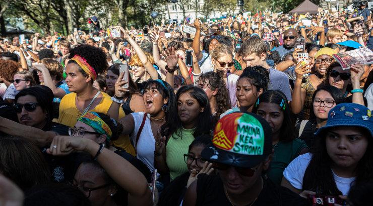 Ajalooline kliimaprotest: miljonid inimesed üle maailma nõudsid riigipeadelt tegutsemist