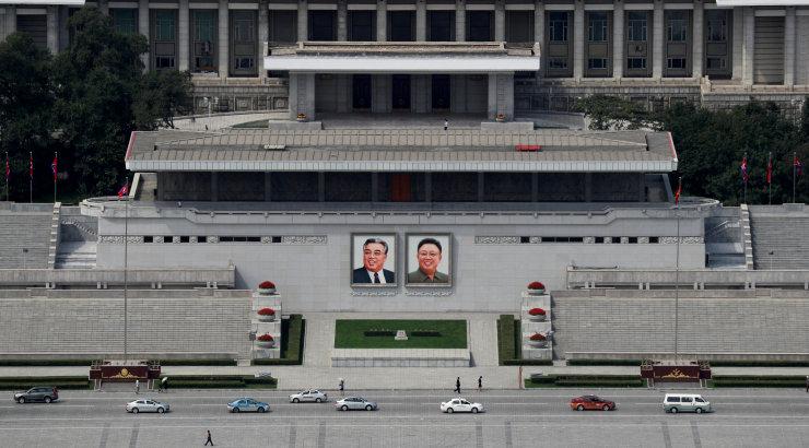 Lõunakorealane Choe In-guk siirdus elama Põhja-Koreasse, kuhu olid kunagi läinud juba tema vanemad
