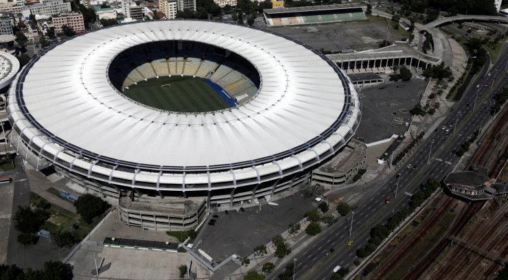 Maracana staadionist saab ajutine haigla koroonapatsientidele
