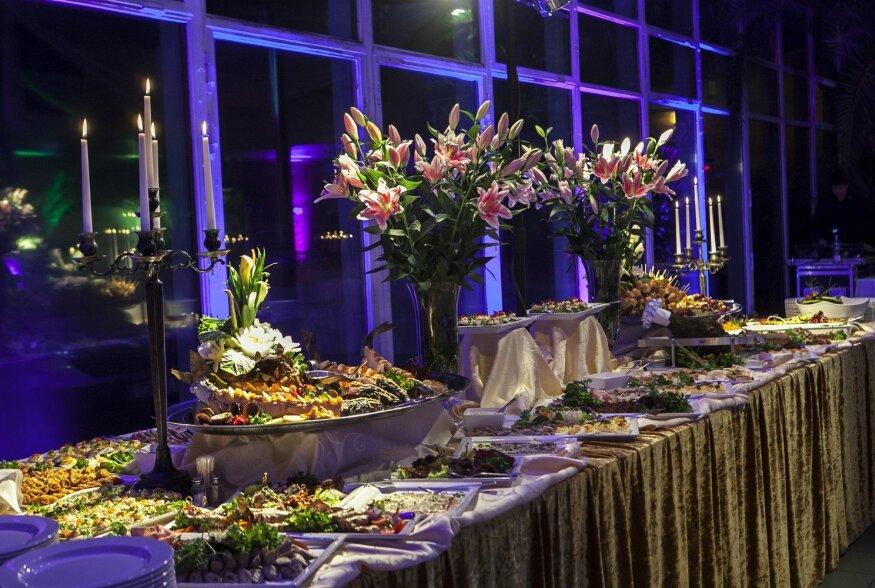 Parimad  catering 'id, kust oma üritusele toitlustus tellida