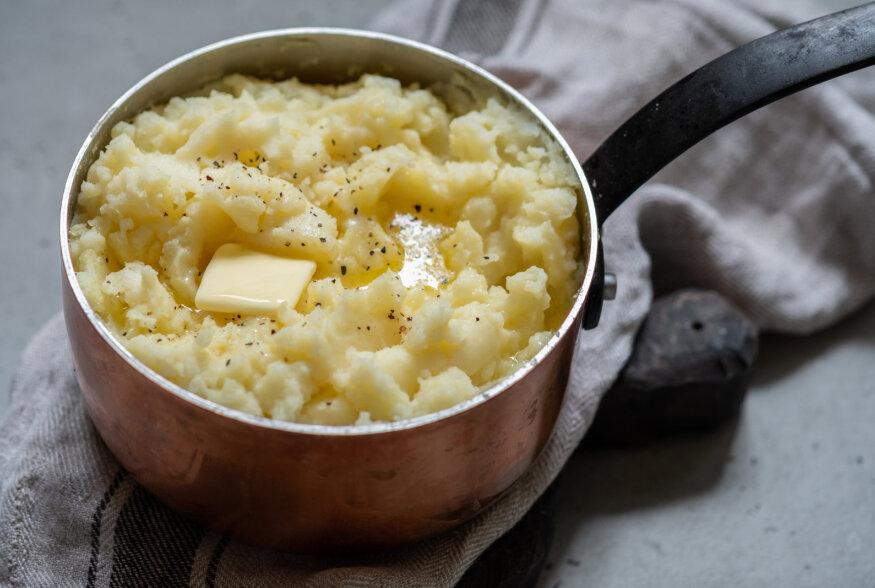 NIPID JA NÕKSUD, kuidas teha ideaalset kartuliputru