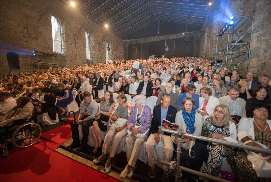 Birgitta festival: AIDA