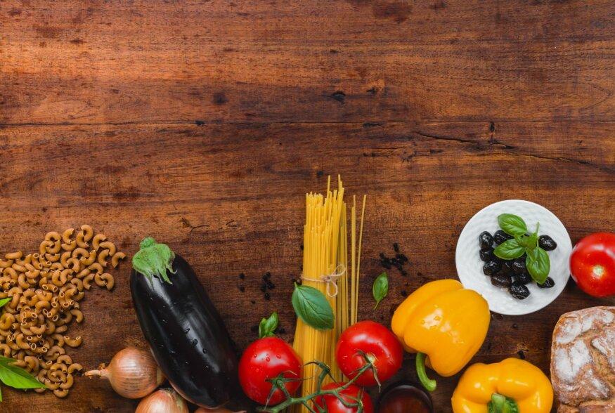 Maailma parim köök on Itaalias ja mõistagi on itaallased maailma parimad kokad — nii arvavad nad ise ja suurem osa maailmast