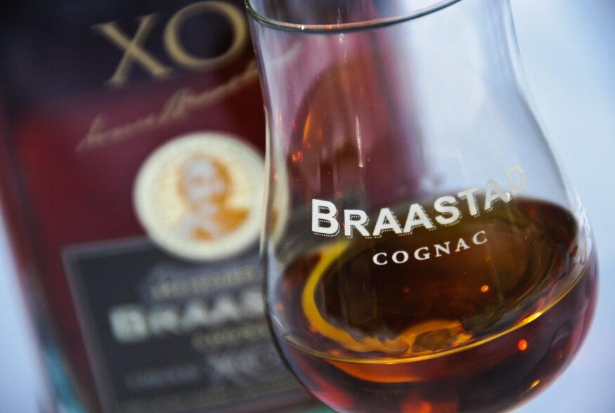 Norrakas, kes ehitas Cognac'i piirkonnas üles peennapsuvabriku