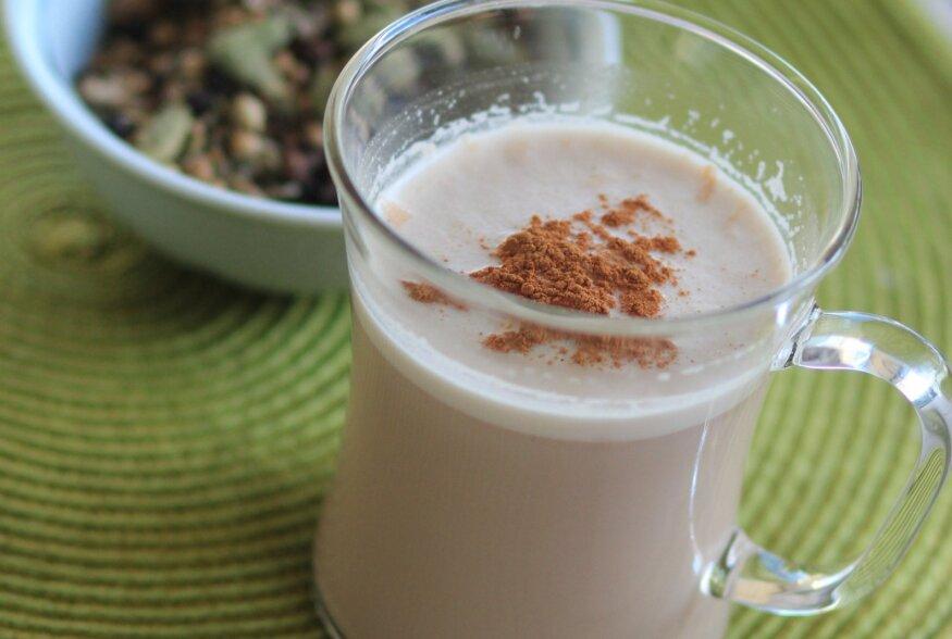 Õhtuks aroome ja sooja teed — India  chai
