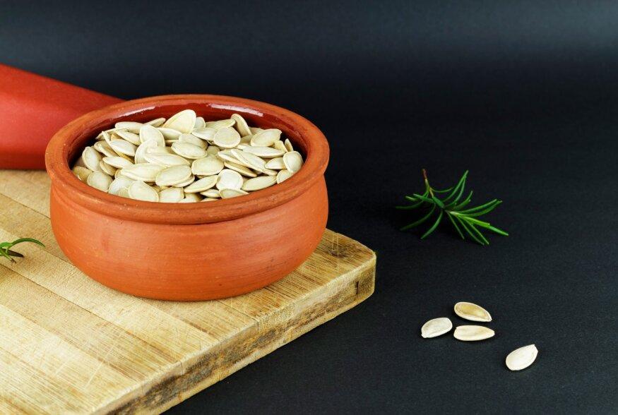 6 põhjust, miks tasub süüa kõrvitsaseemneid