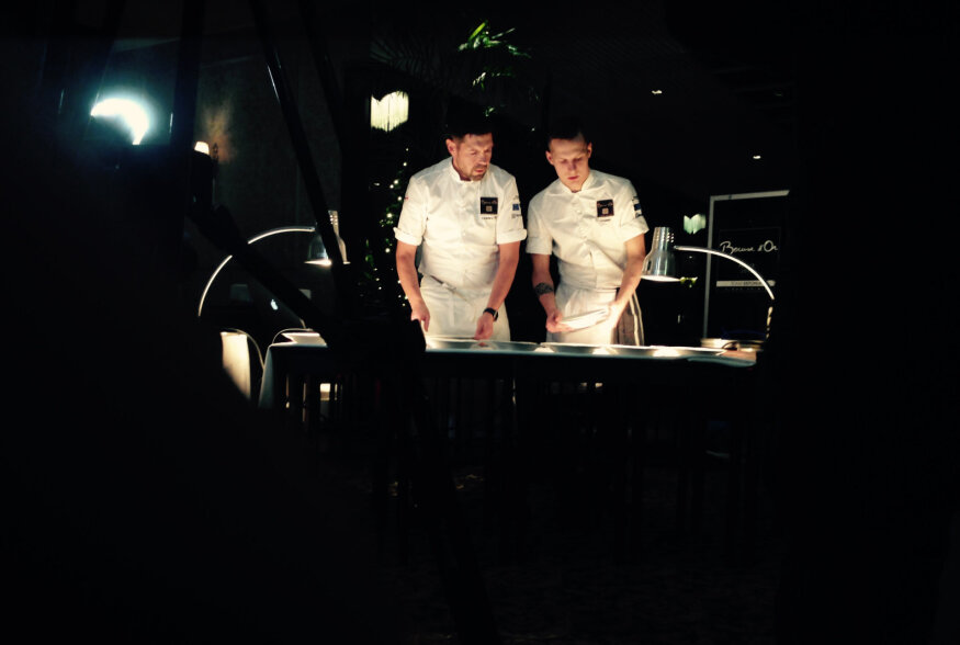 Eesti saavutas kokkade MMil Bocuse d'Or tugeva 14. koha