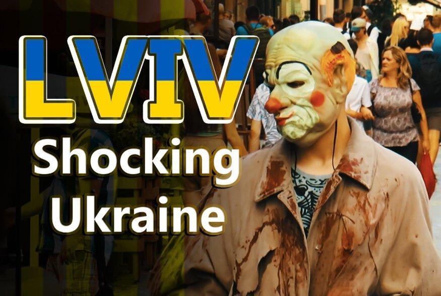 SELJAKOTIDUO SEIKLUSED   Annika ja Frank Lvivis: mida pead teadma, kui plaanid külastada Ukrainat