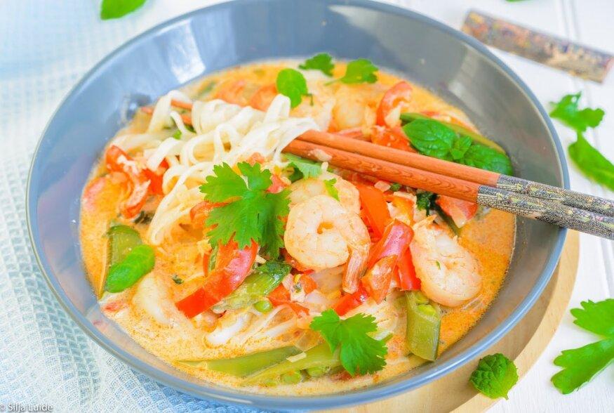 RETSEPT | Silja Luide soovitab: vürtsikas ja toitev supp, mida on väga lihtne valmistada