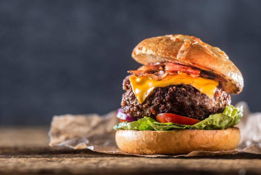 SUUR TEST   Paneme ritta kõrgliigasse kuuluvad burgerirestoranid