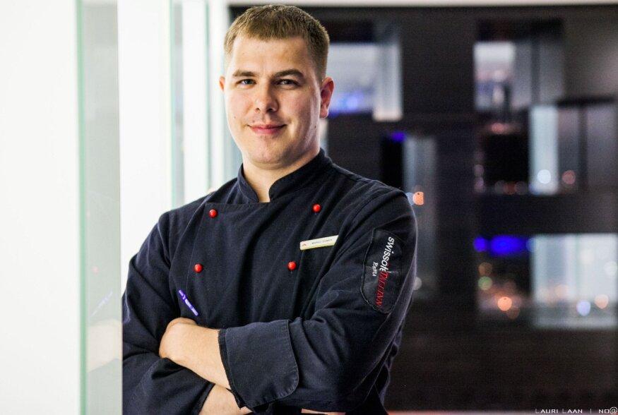 INTERVJUU: Restorani Horisont peakokk Marko Sõmer: saime jätkuvalt tõestatud, et meie restoran on Eesti üks parimaid