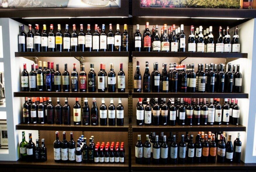 Rosin veinibaar lennujaamas