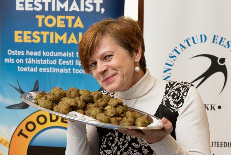 Eesti toidukaupade tarbimise uuringute esitlus