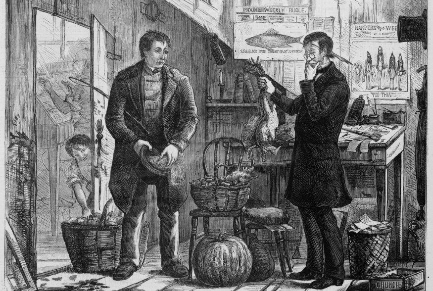 Ajalootund: eestlased on valdavalt saanud söönuks kodumaal kasvatatust ehk mida on eestlased läbi aegade oma toidulaual au sees pidanud?