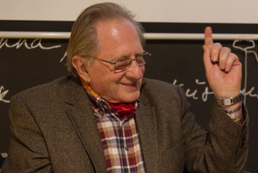 Dr Adik Levini raamatu esitlus Solarise Apollos