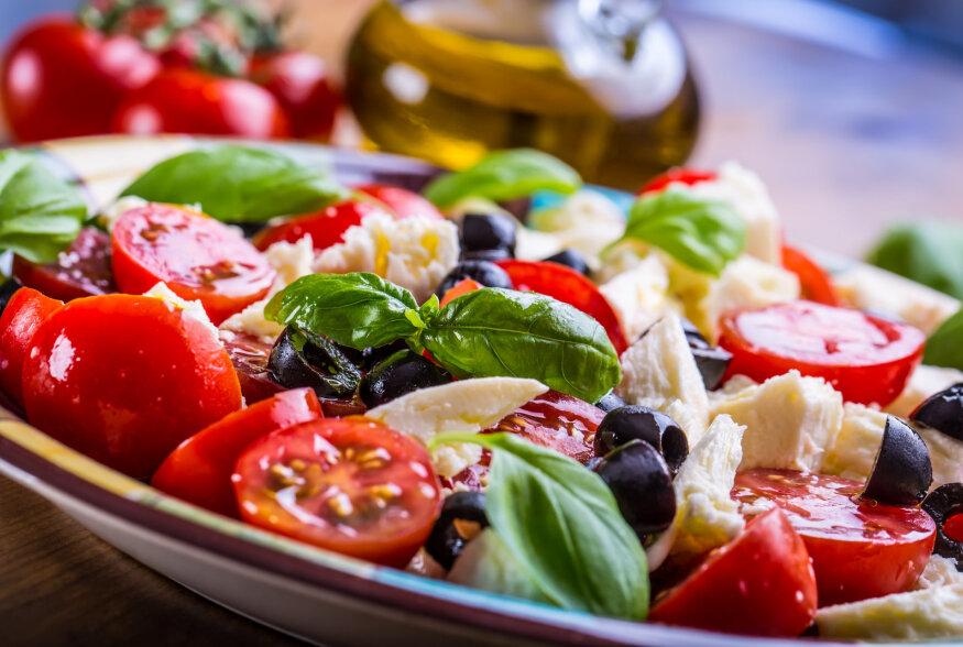 Tervislik lõuna tööle kaasa – suvine salat
