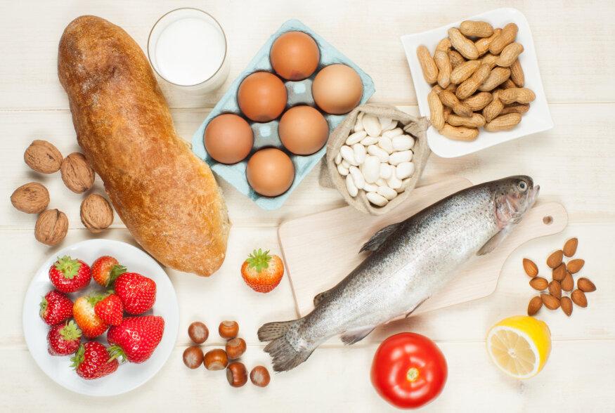 TOIDUTEADUS: Mis vahe on toiduallergial ja toidutalumatusel?