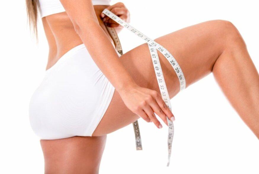 TERVISETARKUS: Kuidas saada lahti vöökoha rasvapolstrist?