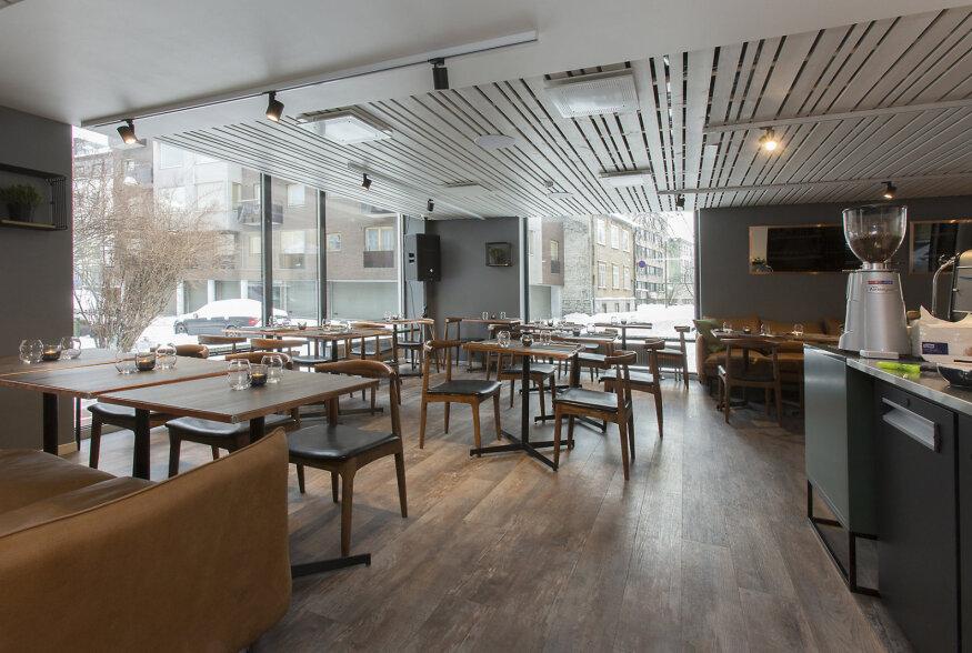 OMA MAITSE RESTOTEST! Milliseid toidu- ja teeninduselamusi pakub uus restoran RADIO?