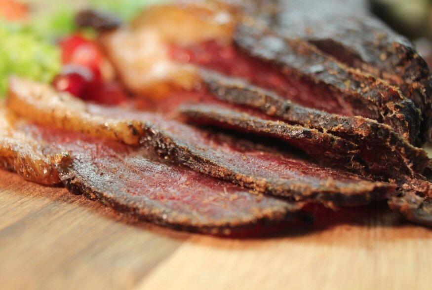Kuidas teha vinnutatud liha ehk  beef jerky 't?