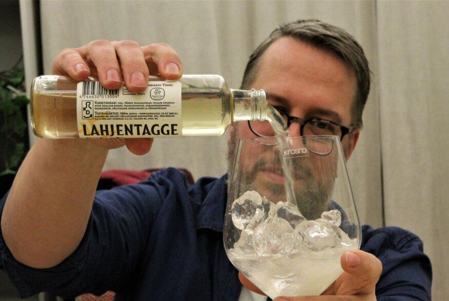 Hetkel on Eestis džinni joomine ja tootmine oma täielikus kõrghetkes - kes ei tooda see joob ja kes ei joo see mõtleb sellele.