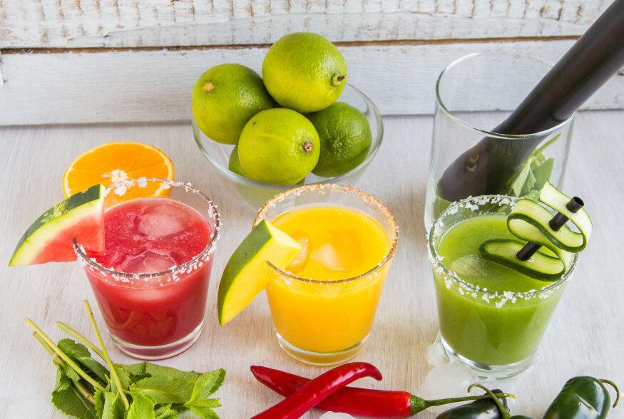 SÕBRANNAD OMAVAHEL | Mida juua? Otse loomulikult margaritasid!
