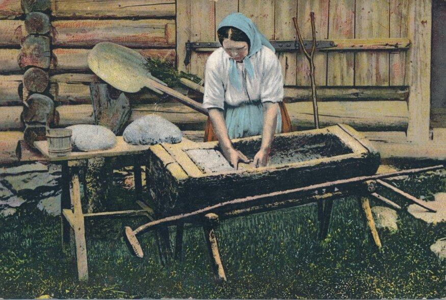 TOIDUAJALUGU   Olenemata jõukusest on eestlane läbi oma ajaloo söönud väga üksluiselt
