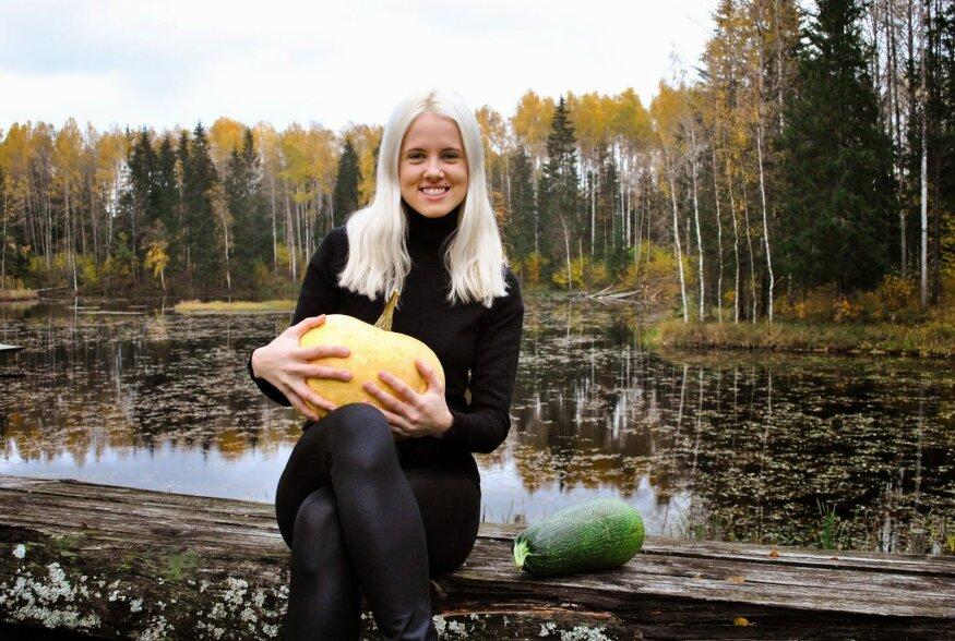 Intervjuu vegankoka Sandra Vungiga: minu pere ja sõbrad suhtusid minu elustiilimuutusesse üldiselt positiivselt