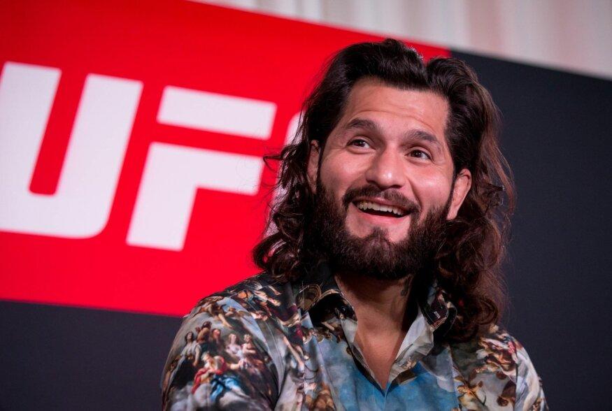 Fännide suur lemmik Jorge Masvidal.
