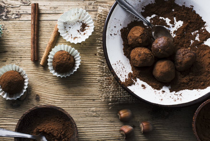 Vein ja šokolaad: taevas kokkulaulatatud maitsed