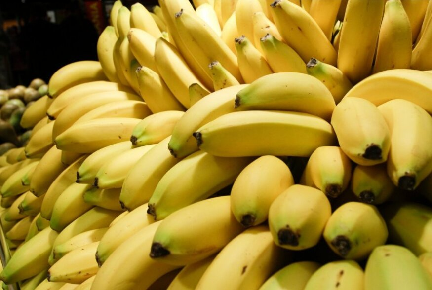 Banaan on radioaktiivne mari? Mida?