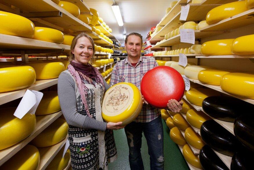 Andre farmi juustukoda