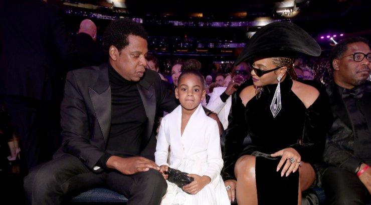 Beyonce ja Jay Z arendavad tütre oskusi: ta on sündinud esinejaks