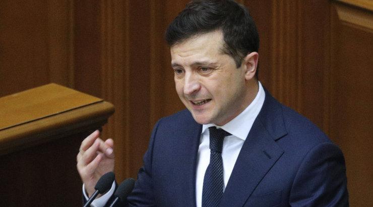 Зеленский о деоккупации Донбасса: те, кто за Россию, могут уехать