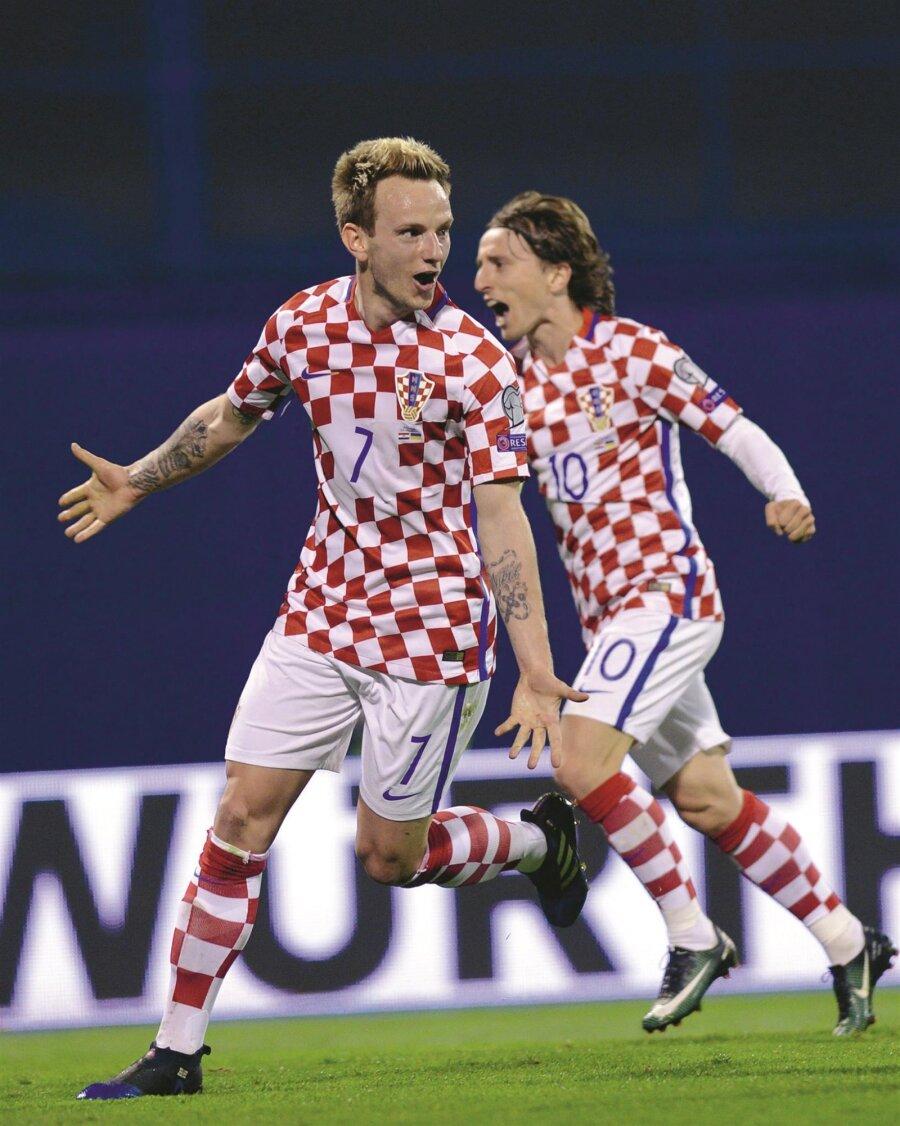 003efb1acb3 10 MÄNGUFAKTI | Prantsusmaa ja Horvaatia - Sport