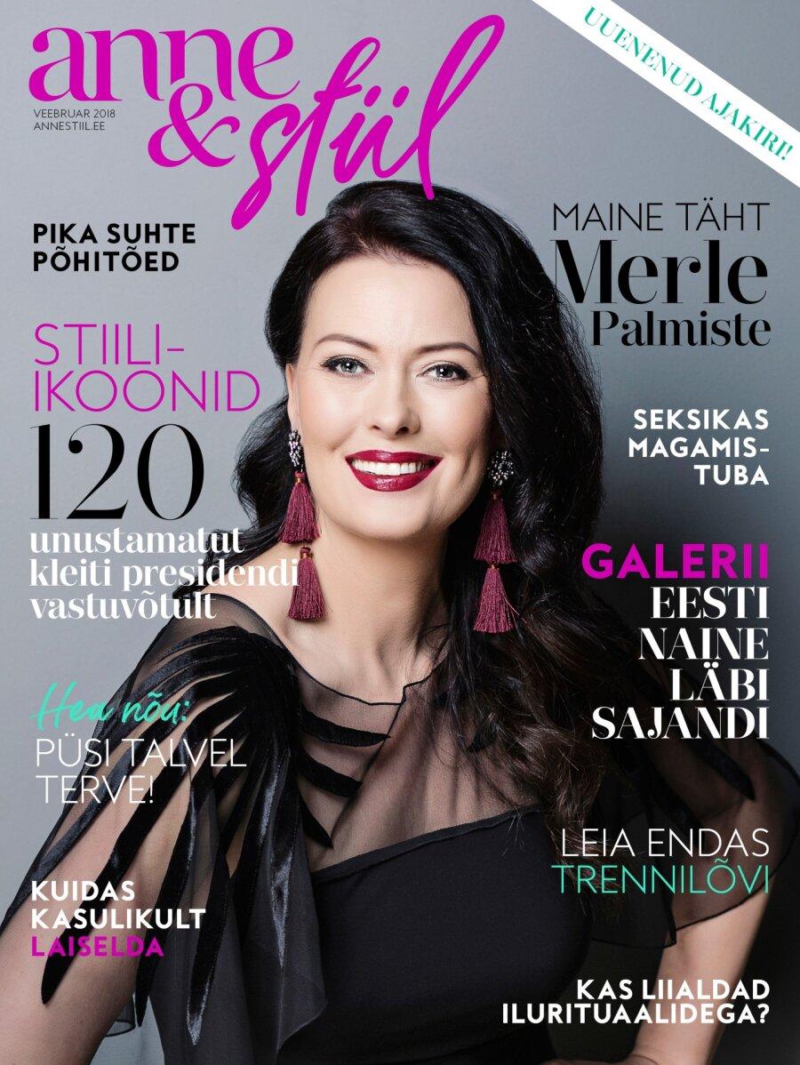 38fa48cc192 Lapseootel Mari Ojasaar poseerib värskes ajakirjas alasti - Anne ja ...