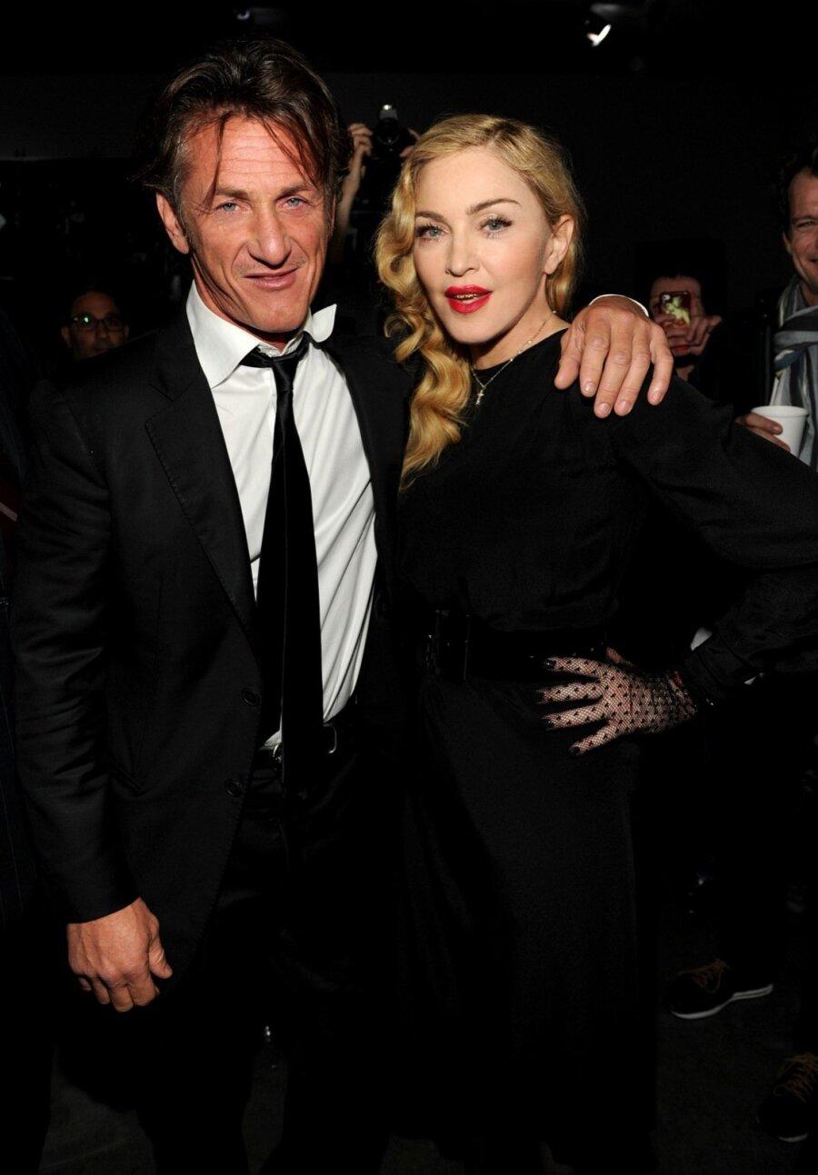 Мадонна и Шон Пенн сходили на свидание рекомендации