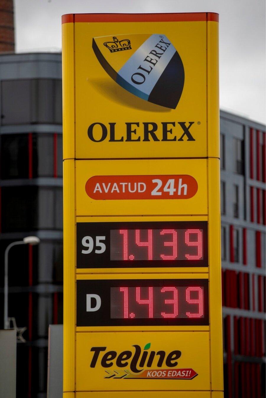 a16c9c34f91 Tanklakett: maailmaturg on rahunenud ja Eesti autoomanikke ootavad ...