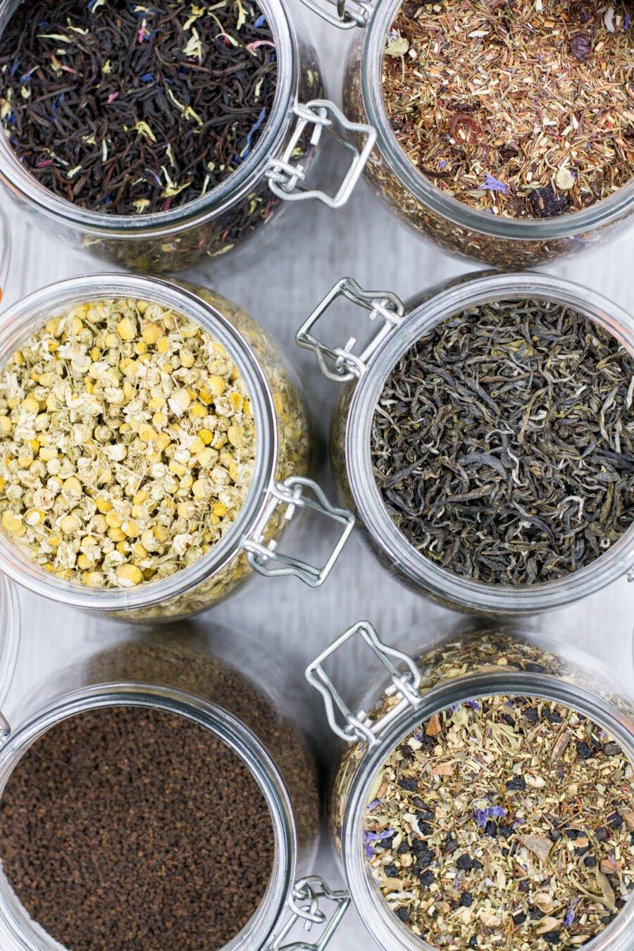 каковы условия и сроки хранения чая